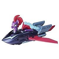 Inclus : tempest Shadow et grubber, véhicule tout droit sorti du film Retro fiction Et projection de missiles