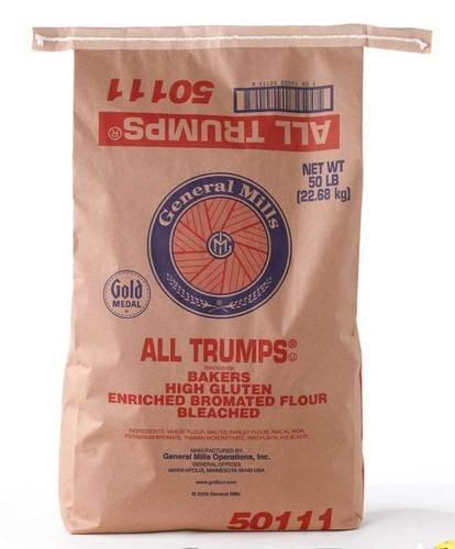 General Mills Gold Medal All Trumps High Gluten Flour, 50 Pound