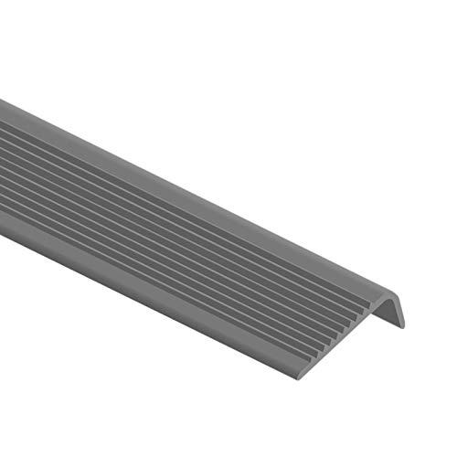 Meshin Anti Slip Grip Tape,PVC Stair Step Anti-Slip Strip for Schools Kindergartens Indoor Outdoor Stairs Tiles Marble Floors