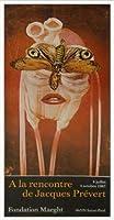 ポスター ジャック プレヴェール Papillon 1987 額装品 アルミ製ハイグレードフレーム