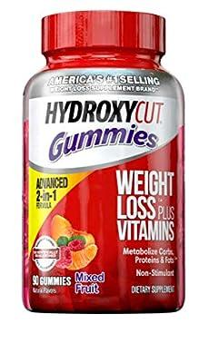 Hydroxycut Non-Stimulant Gummy Parent