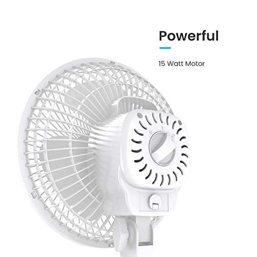 Pro BreezeTM Mini Ventilator sehr leise Bild 6*