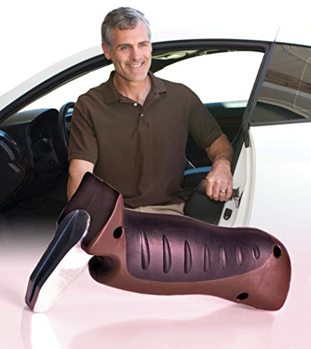 Able Life Auto Assist Grab Bar, Portable Vehicle Support Handle, Standing Mobility Aid, Includes Hidden Key Compartment