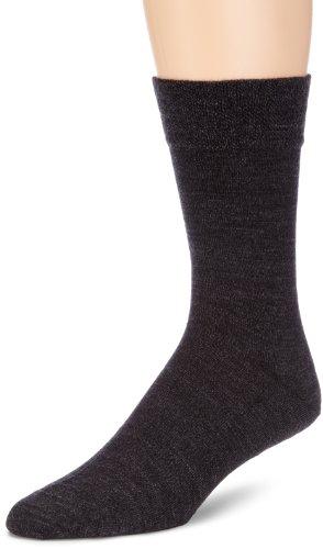 Hudson Herren Relax Klima Socken, Grau (Marengo-Mel. 0506), 47-50