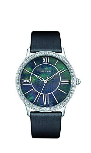Delbana 420 055 - Reloj analógico de Cuarzo nacarado para M