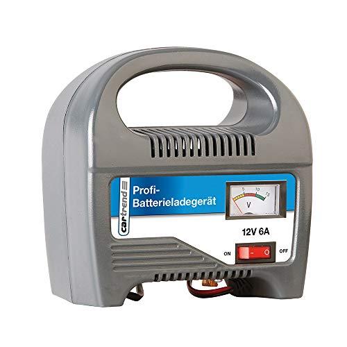 Unitec 77942 Batterieladegerät, 6 A