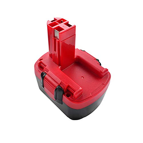 Bonacell Batería de repuesto para Bosch BAT038, 9,6 V, 3000 mAh, Ni-MH, compatible con Bosch 2607335260, PSR 960, BAT119, 23609, BPT1041, 2607335373, 32609-RT Z7