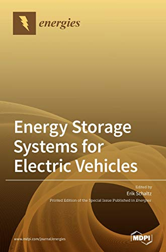 Energy Storage Systems for Electric Vehicles