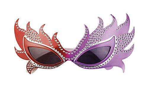 Boland Drag Queen 02605 Lunettes de Soleil Taille Unique