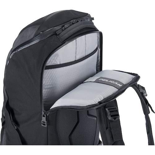Weatherproof Backpack | Pelican Mobile Protect Backpack [MPB35] - 35 Liter (Black)