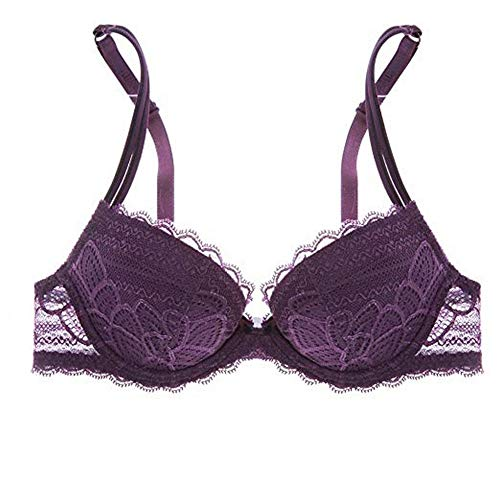 Chantelle Sujetador Gracias Envolviendo Push Up Shell Morado