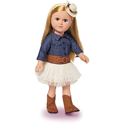 My Life As 18' Cowgirl Doll, Blonde