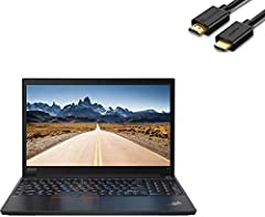 """The Latest ThinkPad E-series E15, A Successor to E590, Features 15.6"""" Full HD (1920x1080) TN Anti-glare 220nits Display,Integrated Intel UHD Graphics 620 - Supports external digital monitor via HDMI or USB Type-C, Max external digital monitor resolut..."""