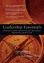 discipleship essentials chapters