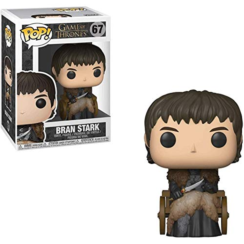 Funko Pop Television : Game of Thrones - Bran Stark 3.75inch Vinyl Gift for Fans SuperCollection