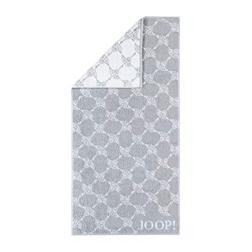 Joop! Handtuch Classic Cornflower 1611 | 76 Silber - 50 x 100