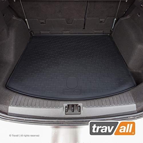 Travall CargoMat Liner Kofferraumwanne Kompatibel Mit Ford Kuga (2013-2019) TBM1093 - Maßgeschneiderte Gepäckraumeinlage mit Anti-Rutsch-Beschichtung
