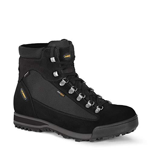 AKU Slope Micro GTX Trekking-Schuh für Herren, Schwarz - Schwarz - Größe: 46 EU