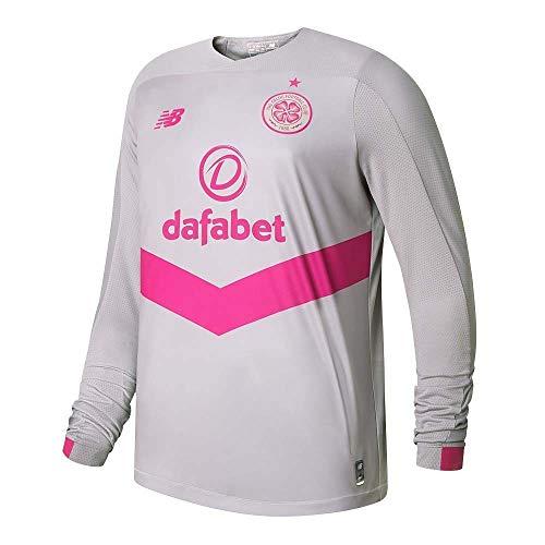 New Balance 2019-2020 Celtic Third Long Sleeve Football Soccer T-Shirt Jersey