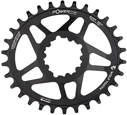 Wolf Tooth Components Elliptical Chain rings