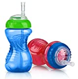 Nuby No-Spill Cup with Flexi Straw
