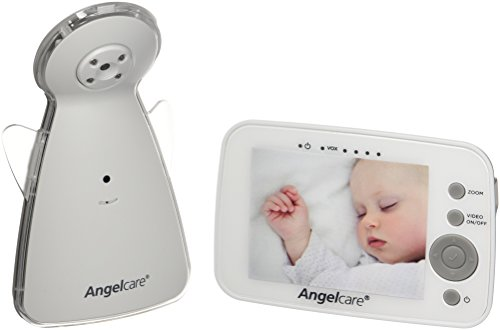 "Angelcare AC1320 Baby Breathing Movement Monitor with 3.5"" Display"