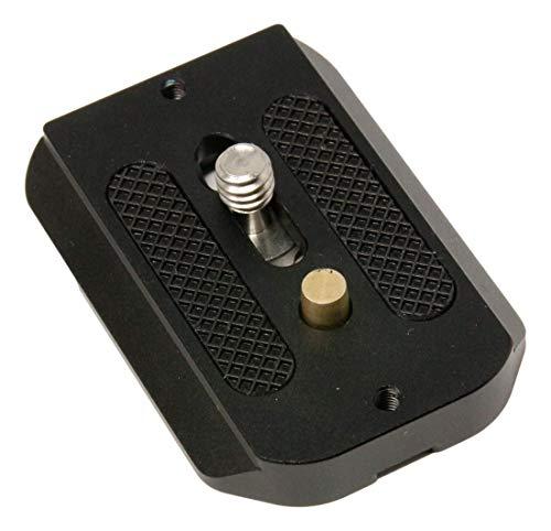 F-Foto Objektivplatte für Canon RF 100-500 mm F4.5-7.1 L is USM/RF 70-200 mm F2.8 is USM Andere kompatible (RF Mount Telezoomobjektiv kompatibel, Objektivplatte mit Video Boss) LP-C100500