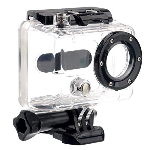 Yaolan Boîtier de caméra étanche Shell ST-32 Boîtier étanche sous-Marine for Gopro HERO2 / 1