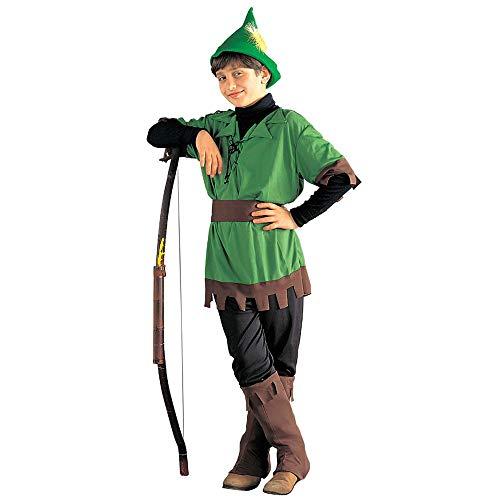Widmann Robin des Bois - Enfants Costume de déguisement - Moyen - 140cm