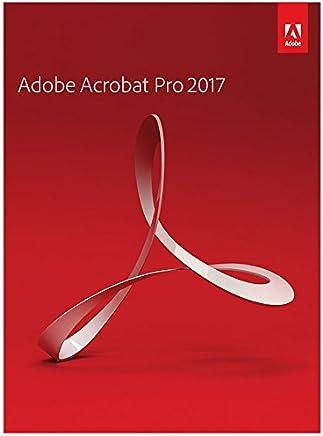 Adobe Acrobat Pro 2017 Windows