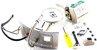 Rheem SP20171A Water Heater Gas Control Thermostat / Burner Assembly Retrofit Kit - Liquid Propane