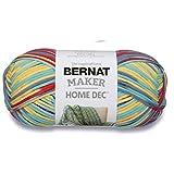 Bernat Maker Home Dec Yarn, 8.8oz, Guage 5 Bulky Chunky, Fiesta Varg