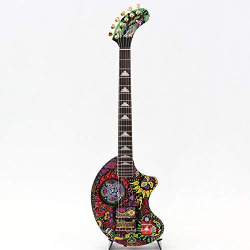 FERNANDES PAINT ZO W/SC hideモデル アンプ内蔵エレキギター フェルナンデス