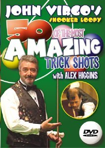 John Virgo'S Snooker Loopy - 50 Of The Most Amazing Trick Shots [DVD] [2004] by John Virgo
