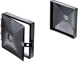RV Designer Bumper Cap W/HINGED Door 4IN (Quantity 1)