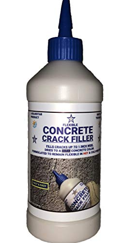 Bluestar Flexible Concrete Crack Filler (Gray)