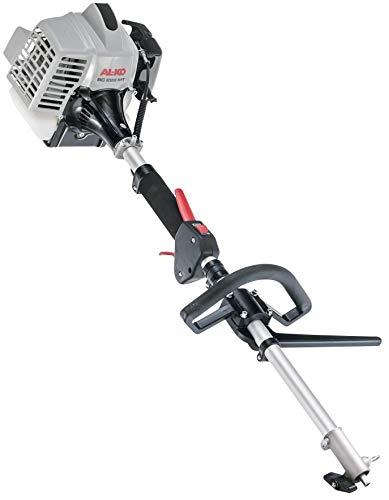 AL-KO Benzin-Multitool BC 260 MT Komplettset, 0.75 kW Motorleistung 2-Takt, Komplettgerät mit Fadenspule/Messerblatt/Heckenschere/Hochentaster, Aufsätze leicht zu wechseln, inkl. Tragegurt