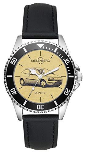 KIESENBERG Reloj – Regalos para FIAT Punto Tipo 188 1999-2003 Fan L-4281