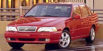 1997 Volvo 850, 4-Door Sedan Automatic Transmission ...