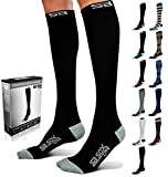 SB SOX Lite Compression Socks (15-20mmHg) for Men & Women - BEST Stockings for Running, Medical,...