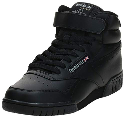 Reebok EX-O-FIT High Zapatillas altas, Hombre, Negro (Int-Black), 42 1/2
