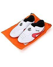 Alomejor Taekwondo - Zapatos deportivos de gimnasio, unisex, para boxeo, karate, kung fu tai chi, zapatos de entrenamiento para niños y adultos