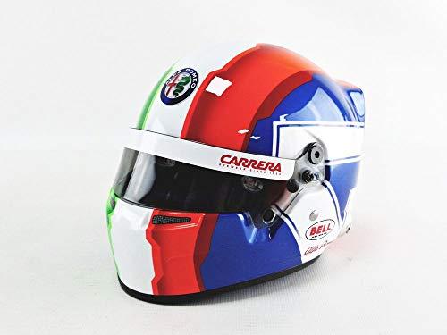 Mini Helmet Auto in Miniatura da Collezione Giallo//Verde 9088000225