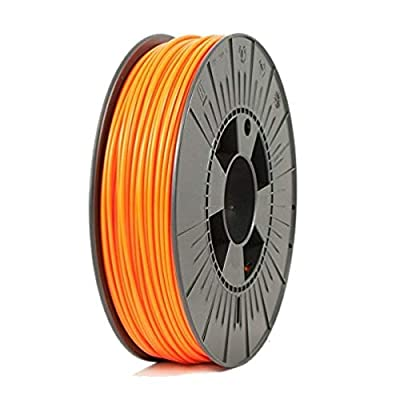 ICE FILAMENTS ICEFIL3PLA129 PLA Filament, 2.85 mm, 0.75 kg, Obstinate Orange