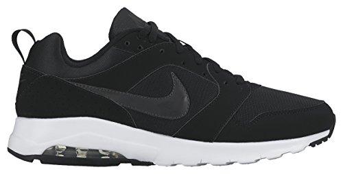 Nike Nike Herren AIR MAX Motion Low-Top, Schwarz (Black/Anthracite/White 001), 42.5 EU