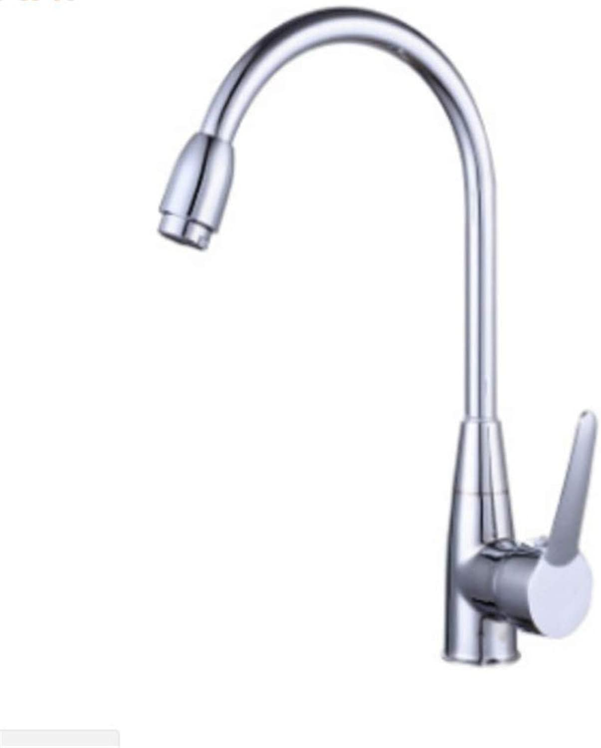 Water Tap Kitchen Taps Faucet Modern Kitchen Sink Taps Stainless Steelcool and Hot Water for Kitchen Sink and Vegetable Basin Tap