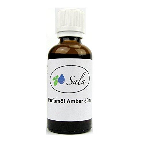 Sala Amber Duftöl Parfümöl Aromaöl 50 ml