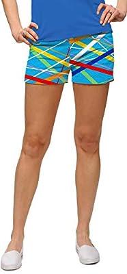 Loudmouth Damen Mini-Shorts Stix