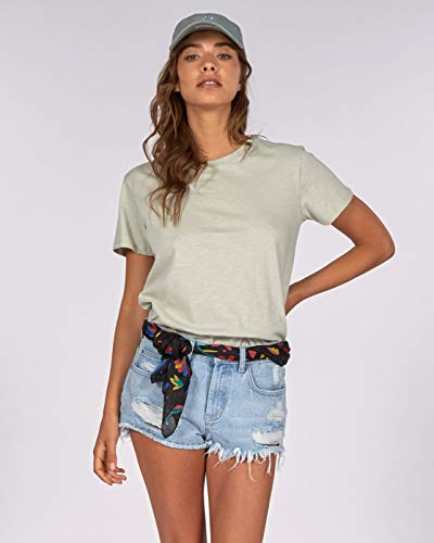 BILLABONG™ Essential T-Shirt - Tee Shirt - Women - S - Grün