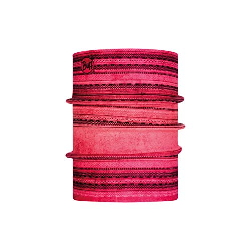 Buff Kadri - Scaldabagno in Pile, Reversibile, da Donna, Colore: Fucsia, Taglia Unica